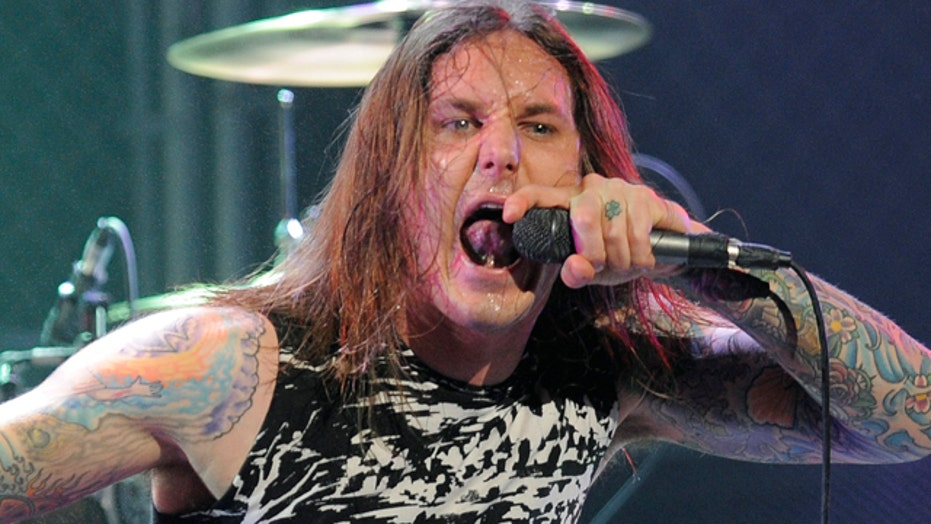 Tim Lambesis accused of hiring hit man