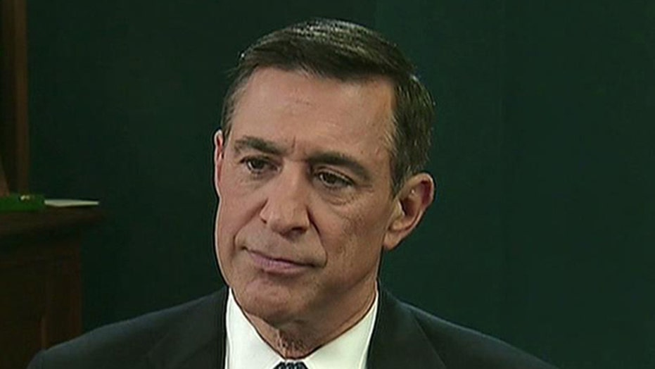 Exclusive: Issa on Benghazi whistle-blowers, witch hunts