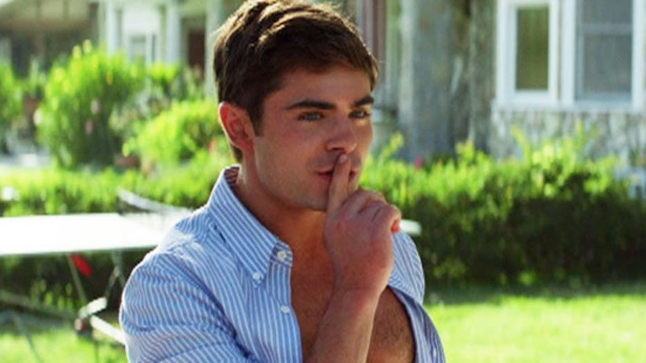 Efron, Franco talk frat-parties, flexing and R-rated comedy