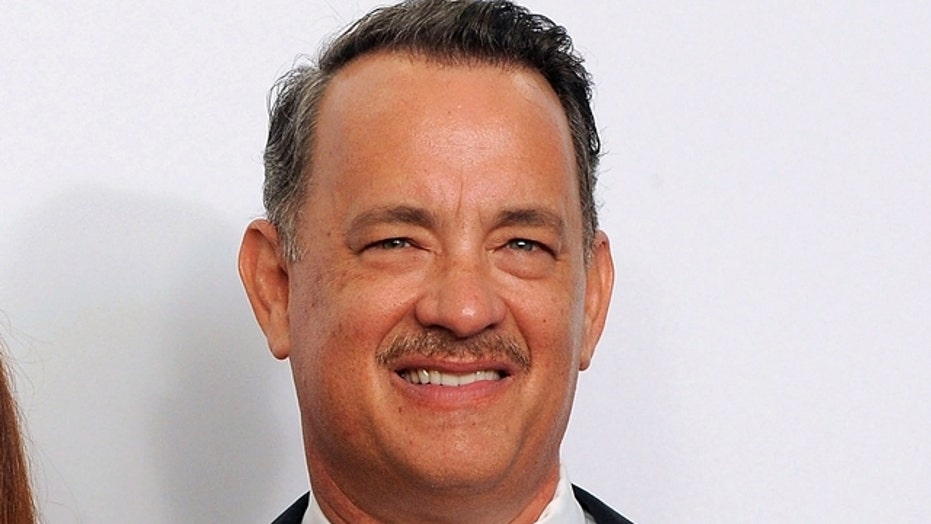 Tom Hanks the most trusted man in America