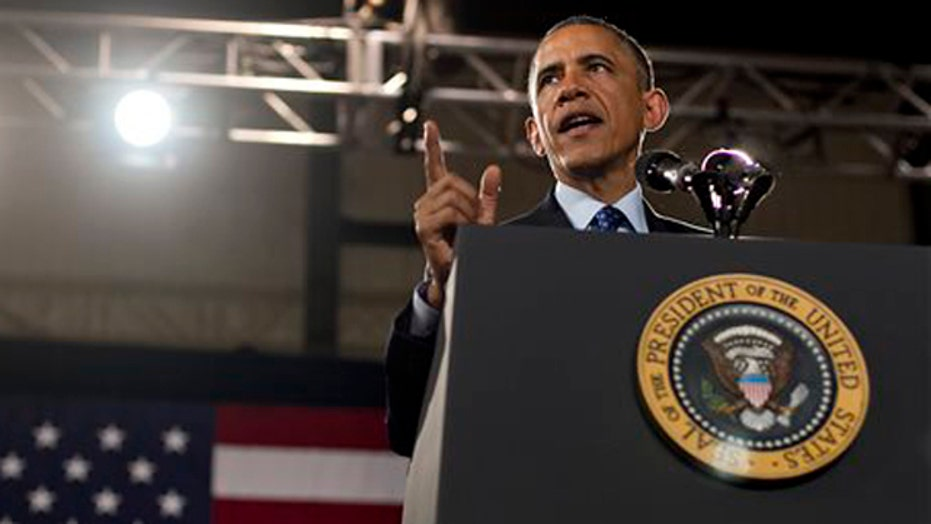 Does Obama need a Lone Star lesson in job creation?