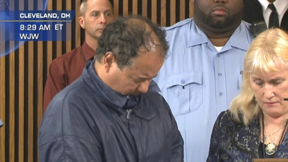 Ariel Castro Arraigned On Kidnapping Charges