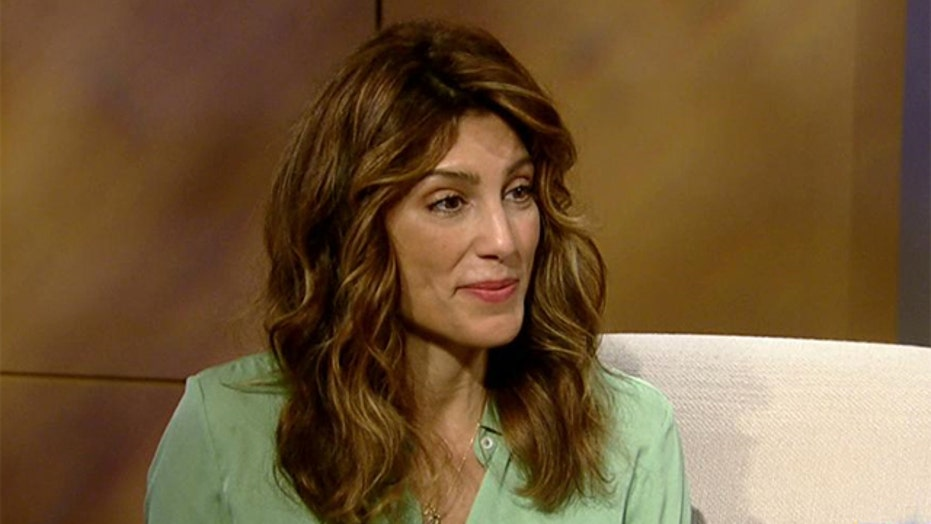 Jennifer Esposito raising awareness for celiac disease