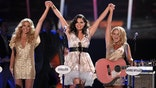 There's new music from the Pistol Annies and Lady Antebellum stars will pay tribute to the late George Jones Eric Church, Miranda Lambert amp Luke Bryan are top nominees for CMT music awards another milestone for Kenny Chesney.