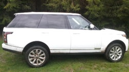 Fox Car Report drives the  Land Rover Range Rover in our first car review shot entirely on Google Glass.