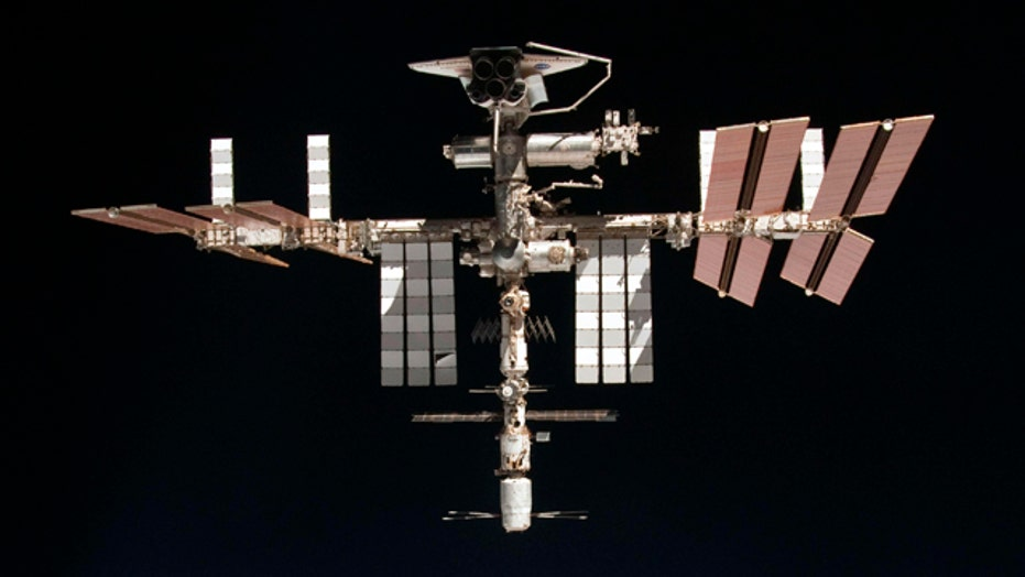 NASA: Space station power system radiator leaking