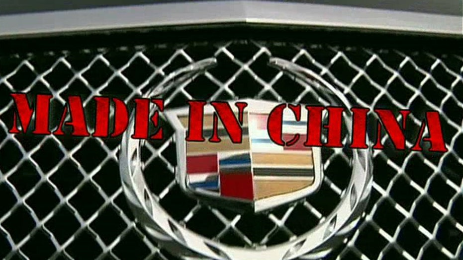 GM spending $1.3 billion to create Cadillacs, jobs in China