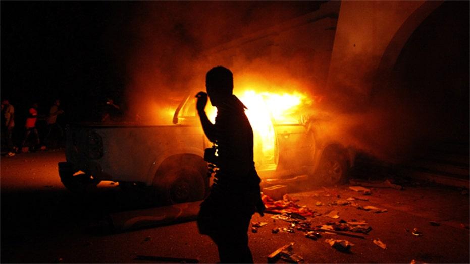 Benghazi: Terrorist attack vs internet video