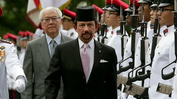 Brunei urges tourism while at the same time implementing draconian Sharia Law