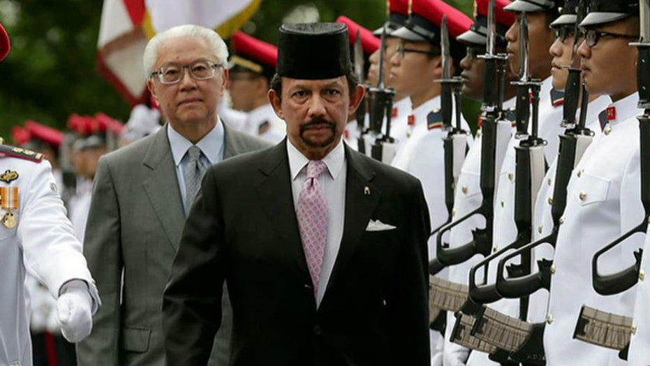 Exclusive: A glimpse into the Sultan of Brunei's world
