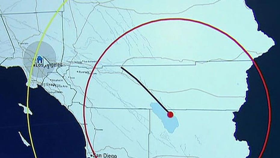 How prepared is California for a huge earthquake?