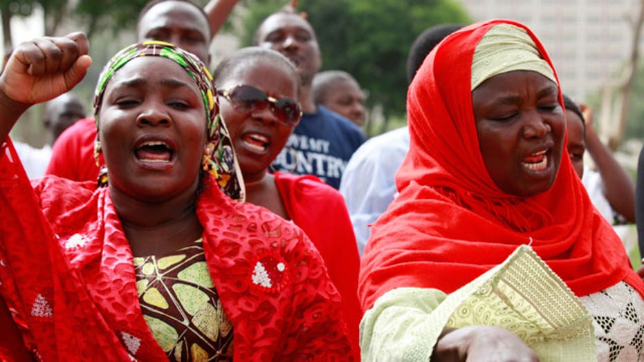International outrage grows over missing Nigerian girls