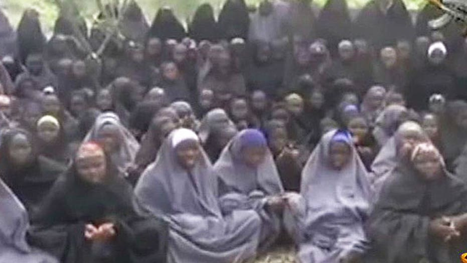 Boko Haram releases video of kidnapped students