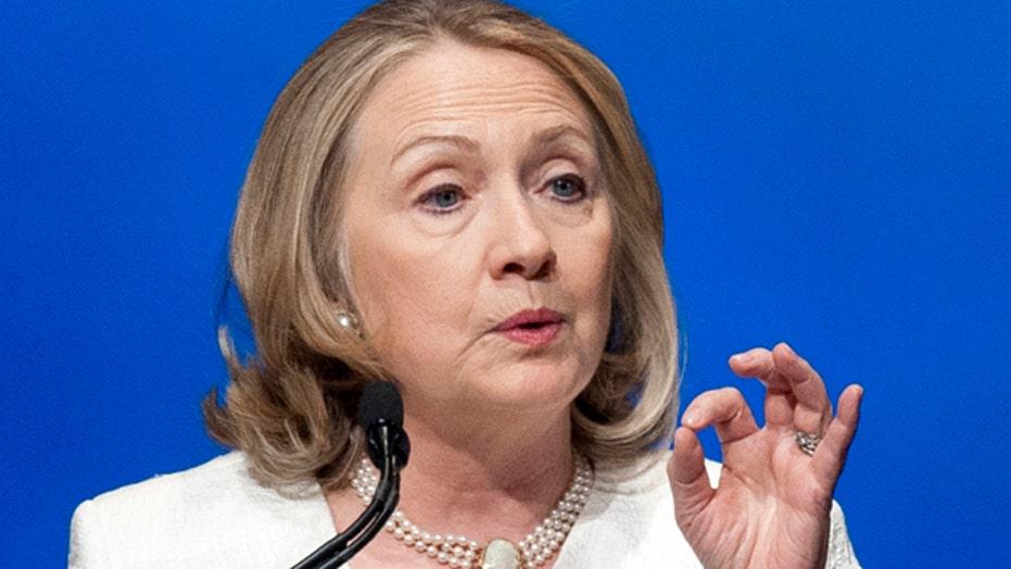 Benghazi probe an effort to discredit Hillary Clinton?
