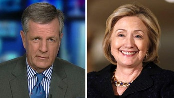 Brit Hume says Hillary's health scare needs explanation