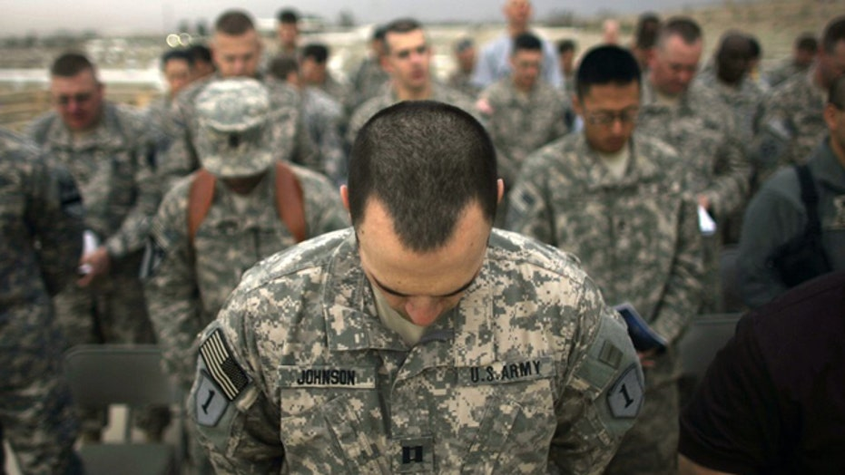 Group preparing to press military for atheist chaplain?