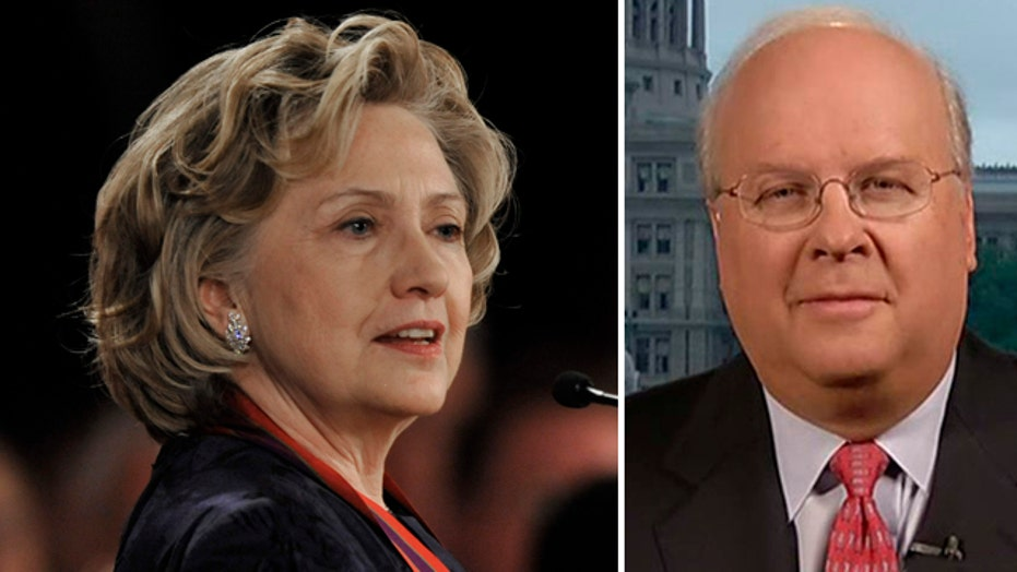 Rove responds to criticism over comments on Clinton's health