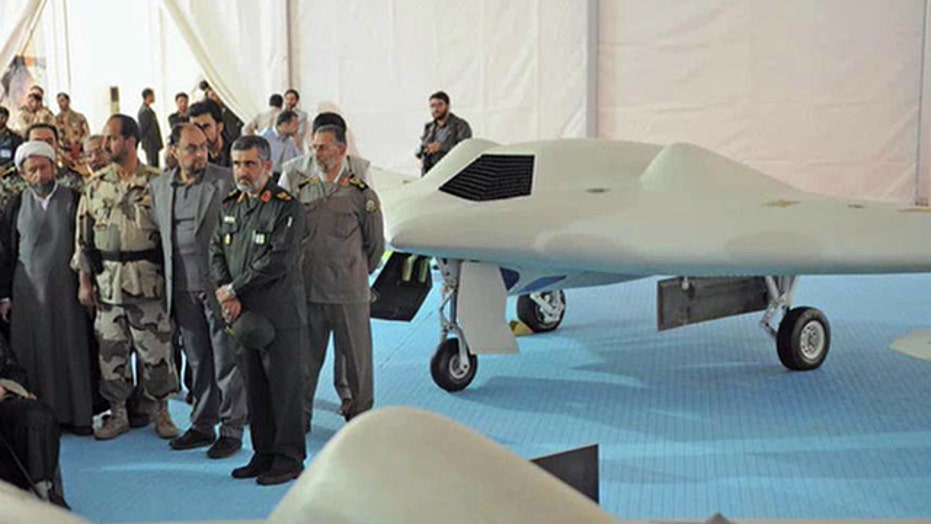 US drone clone? Iran claims success, planning test flight