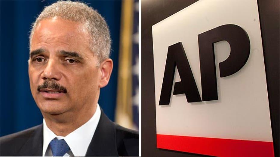 Outrage over DOJ seize of AP phone records