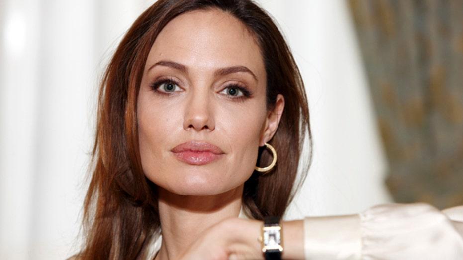 Angelina Jolie reveals she had double mastectomy