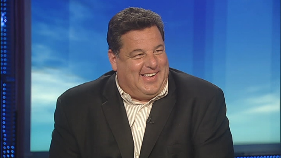 'Big Daddy's Rules': Steve Schirripa's guide to parenting