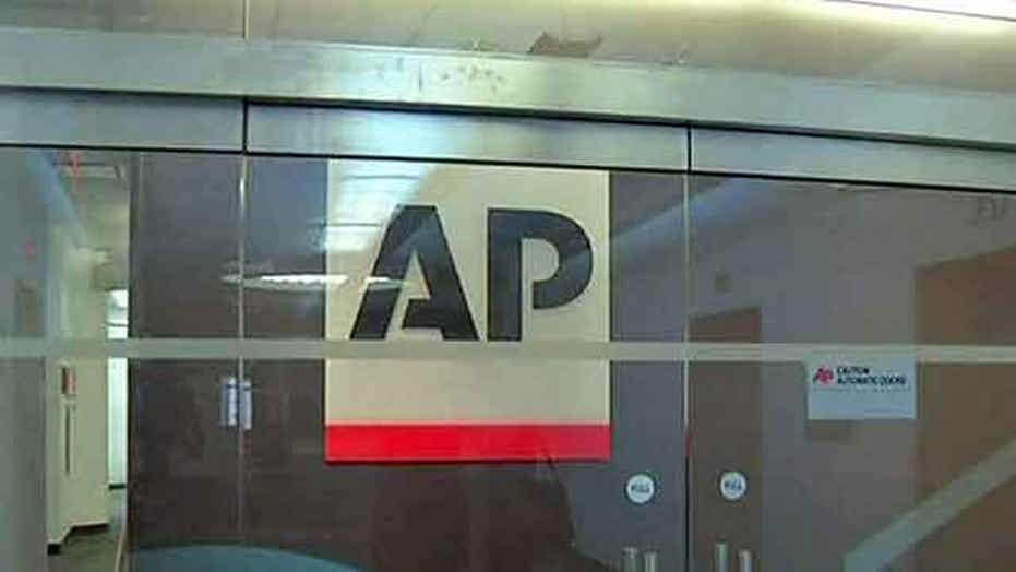 Justice Department secretly seizes AP phone records