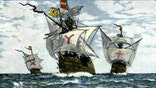 Maritime archaeological investigator Barry Clifford thinks he's found remains of Columbus' Santa Maria