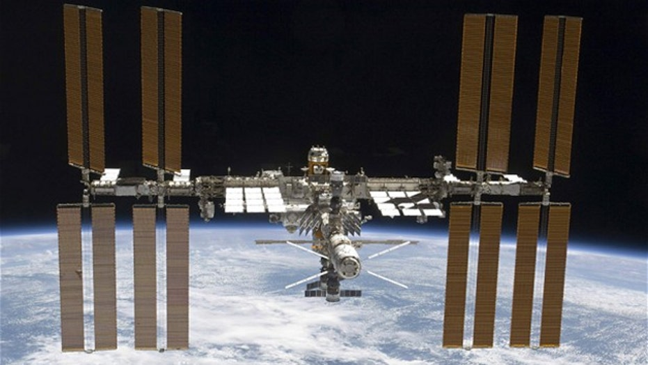 Russia targets ISS in dispute over US sanctions