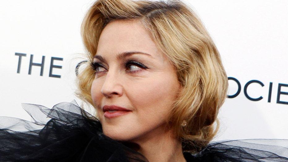 Madonna accidently overshares