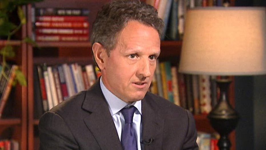 Timothy Geithner talks claims in new book, US economy