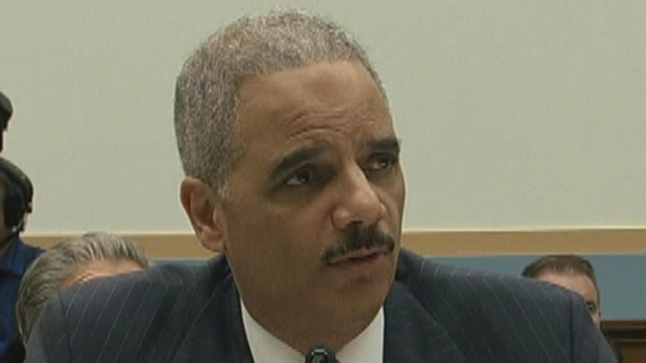 Holder: Investigation on IRS won't be political
