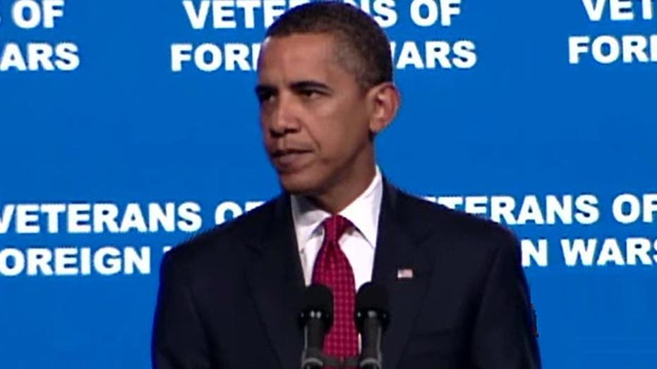 Has Obama been 'all talk' about fixing VA issues?