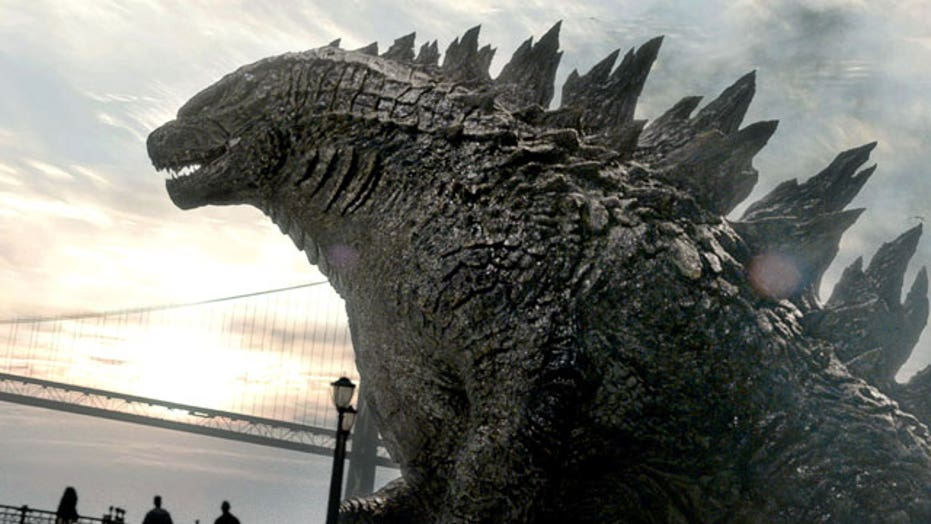 'Godzilla' the best creature-feature since 'Jurassic Park'?