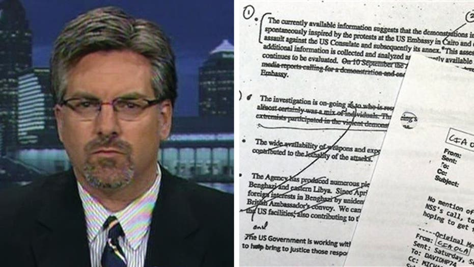 Hayes: Benghazi emails contradict White House claims