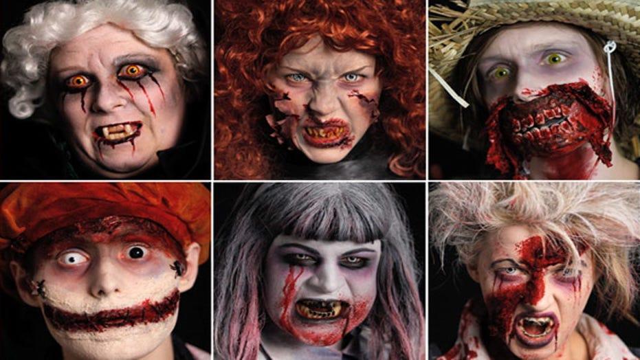 Horror movie creator makes scary new app