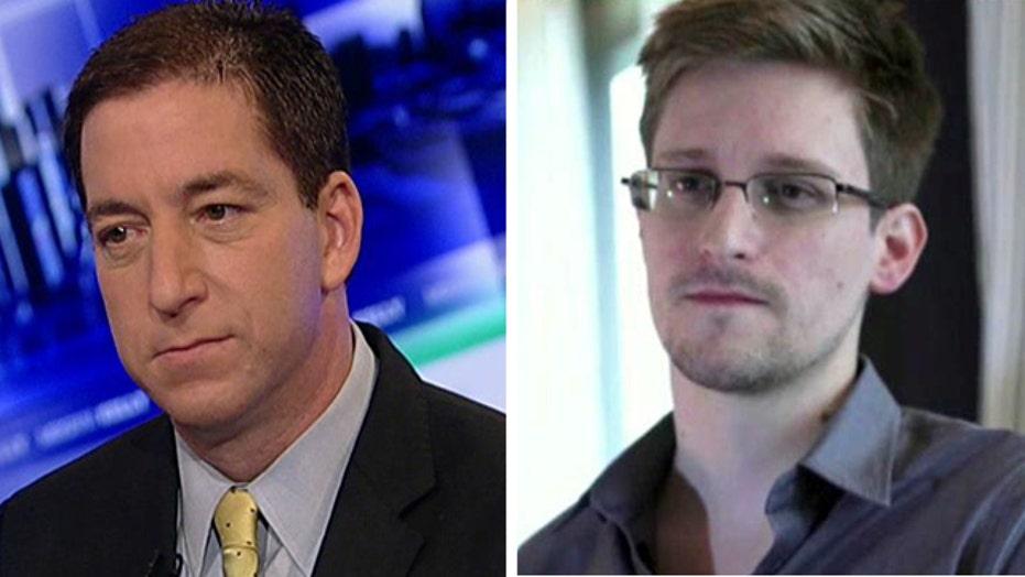Glenn Greenwald reveals details on encounter with Snowden