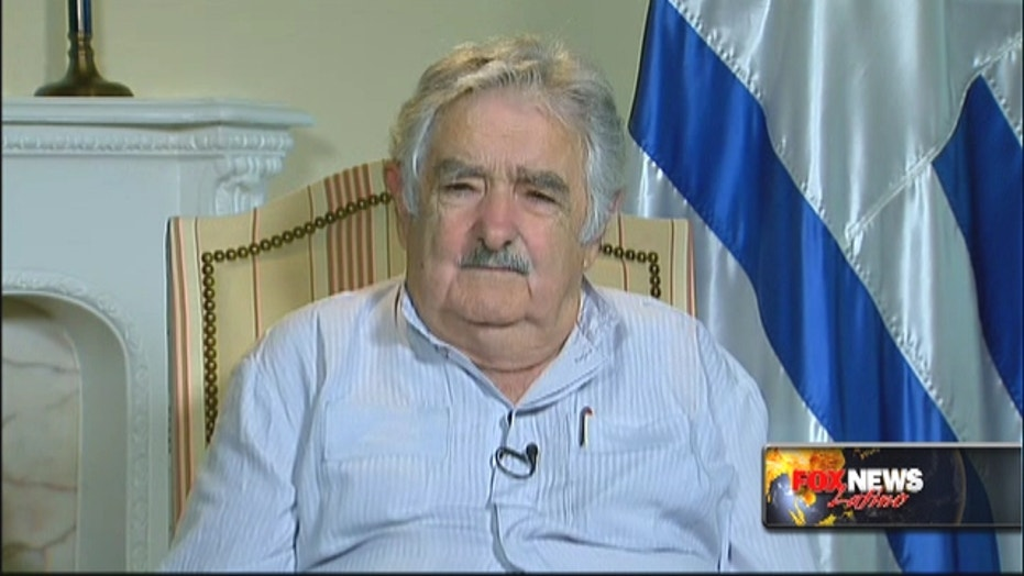 Uruguay president on why pot should be legal