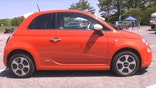 Fox Car Report drives the battery-powered  Fiat e