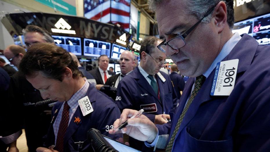 Will Washington scandals derail Wall Street run?