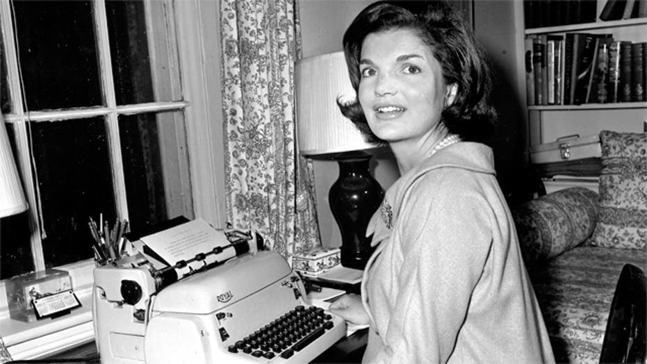 Betrayed? Jackie Kennedy's letters to priest