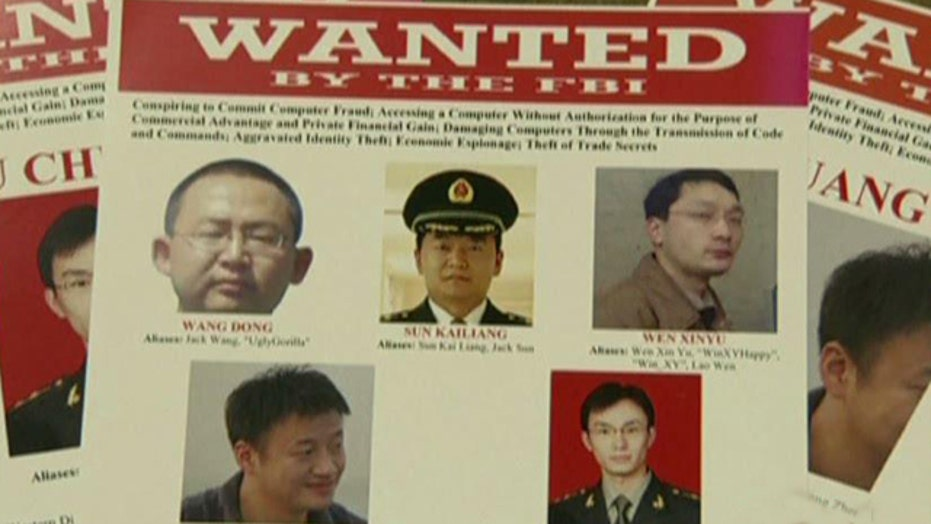 Are charges against Chinese hackers are 'meaningless'?
