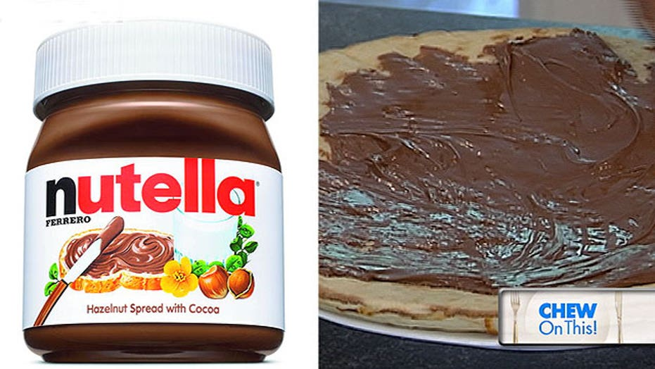 Chew On This: Nutella Celebrates 50th Anniversary