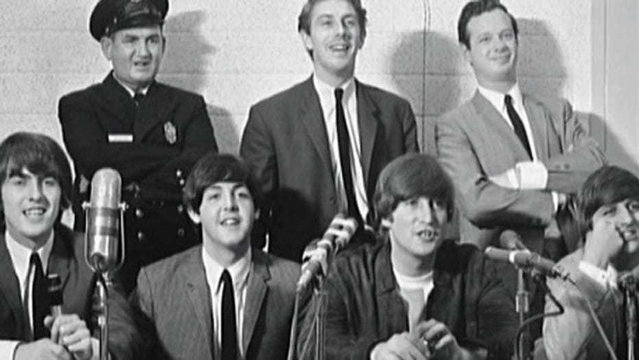 The Foxhole: How the Beatles rocked America