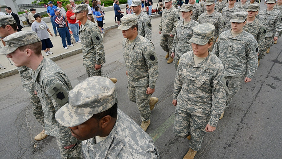 'Sex abuse epidemic in military could have been prevented'