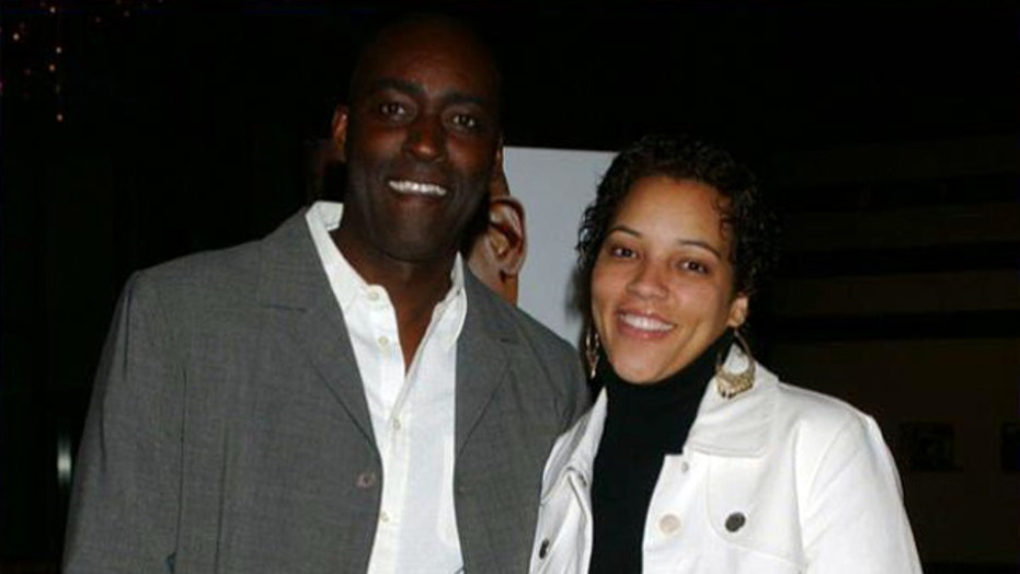 'The Shield' star Michael Jace charged with killing wife
