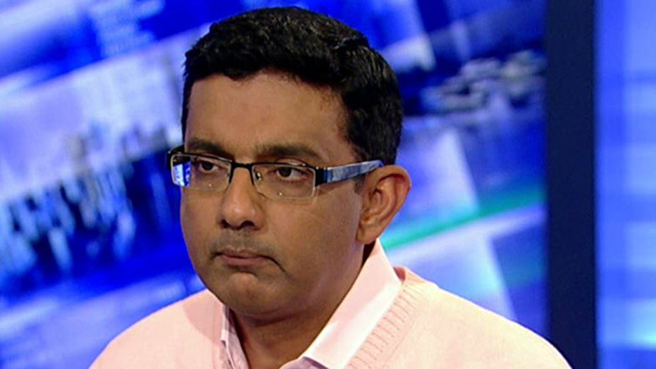 Exclusive: Dinesh D'Souza on why he pleaded guilty