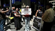 Editor's Picks: Tea Party group files first lawsuit against IRS