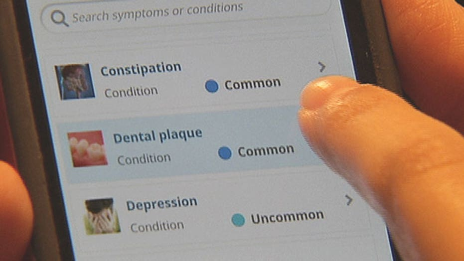App puts doctor's advice at your fingertips