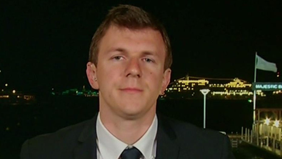 Exclusive: James O'Keefe exposes Hollywood environmentalists