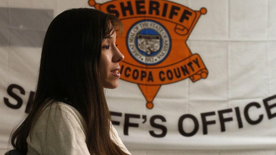 Jodi Arias on media manipulation, message to victim's family